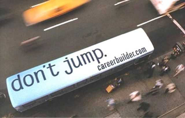 Dont Jump Careerbuilder